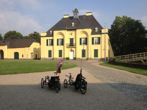 trikes at Burg Linn 2