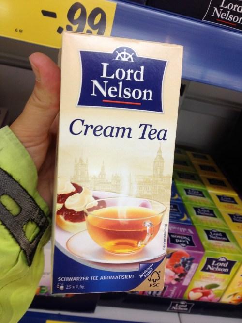 Cream Tea Tea