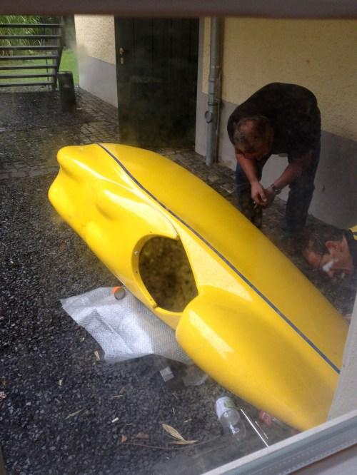 Hajo's wheel repair