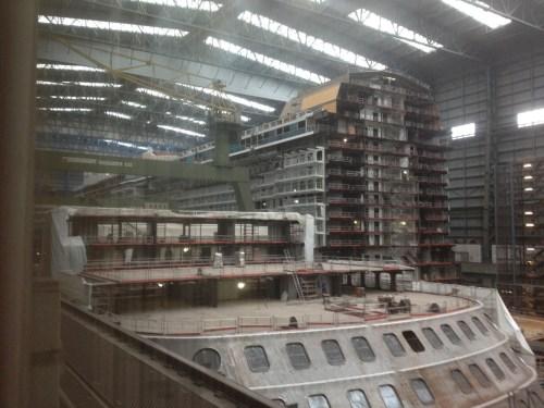 Meyer Werft 1