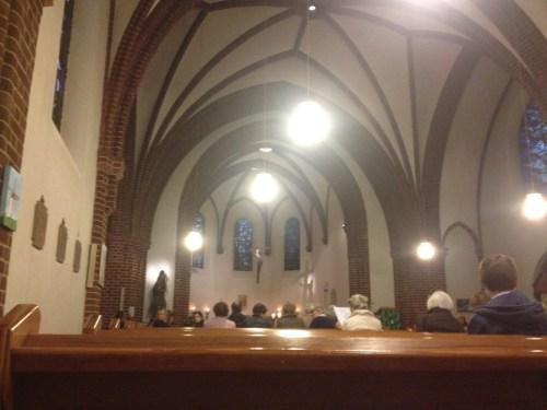 Johanniskirche Viersen Interior