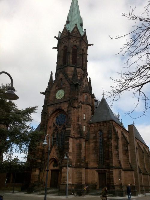 Viersen Kreuzkirche