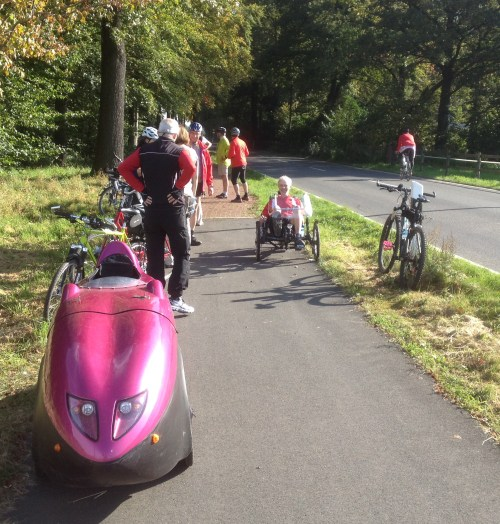 ADFC ride from Duesseldorf