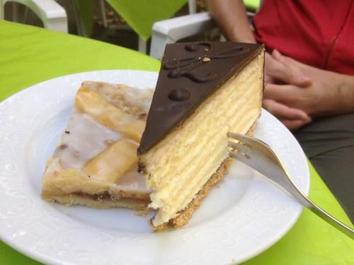 Morten's cake