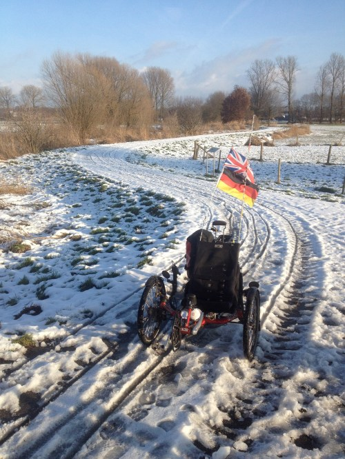 Snowy Ride 1
