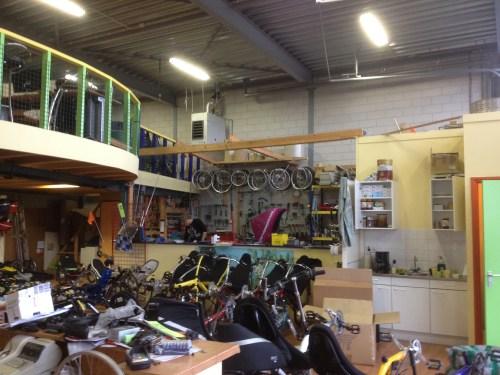 Inside Tempelman's Shop 4