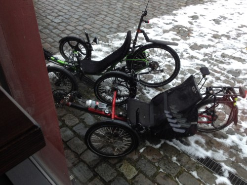 Trikes at LaPaDu