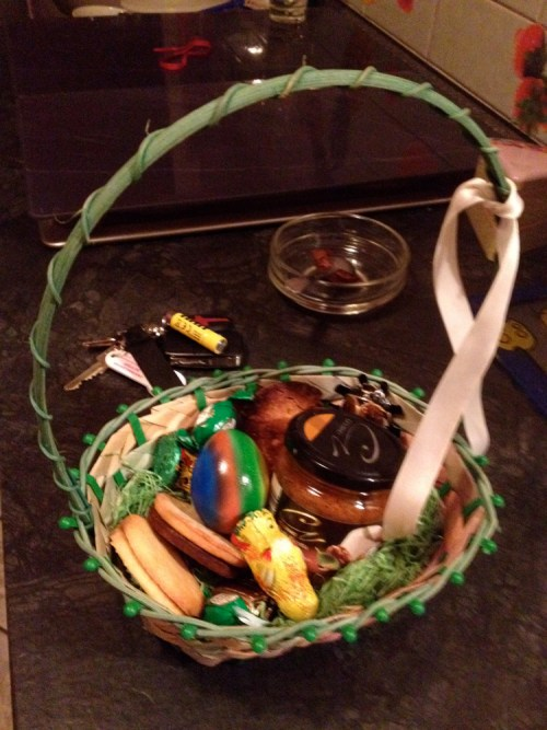 Easter Goodie Basket