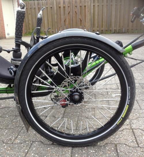 Killer's new wheels
