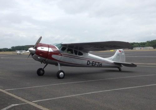 Shiny Cessna