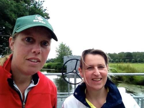 On Wachtendonk ferry
