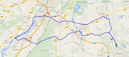 Reuver map