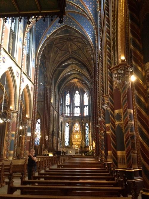 Inside St Marien 1