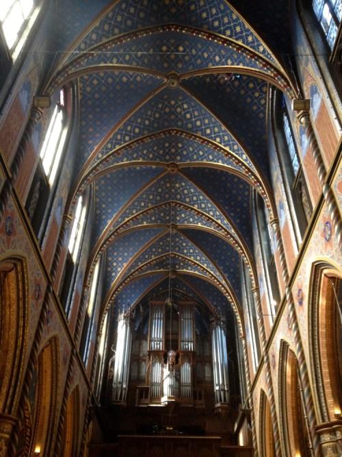 Inside St Marien 5