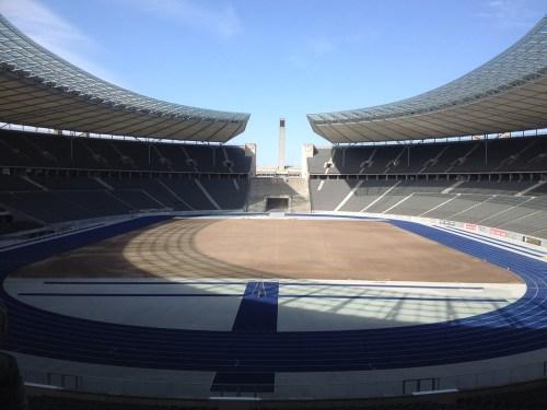 Inside the Stadium 1