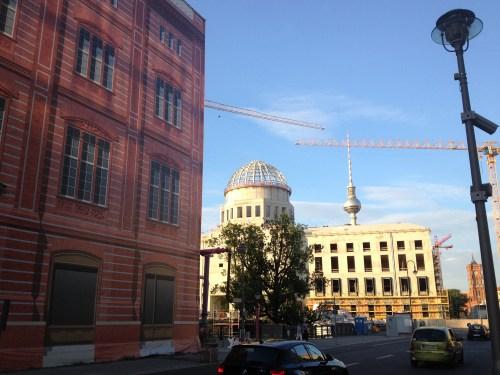 New Stadtschloss