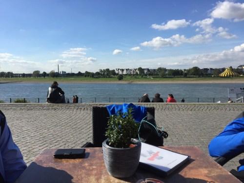 Duesseldorf Waterfront