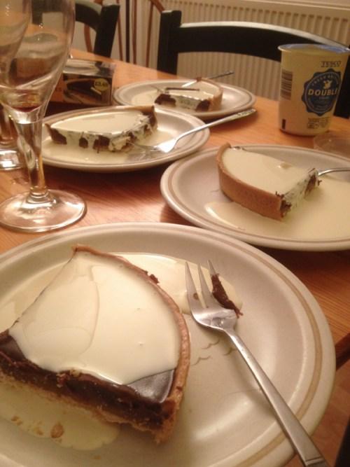 Tart dessert