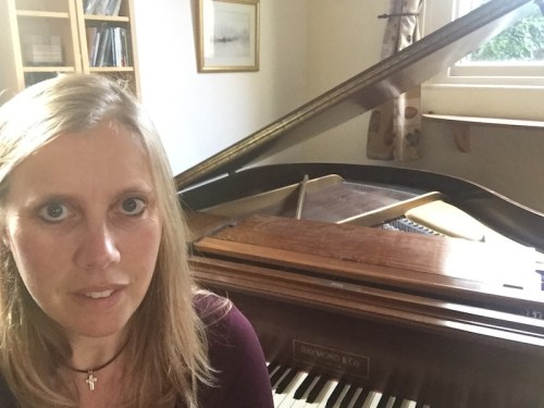 Helen and Piano