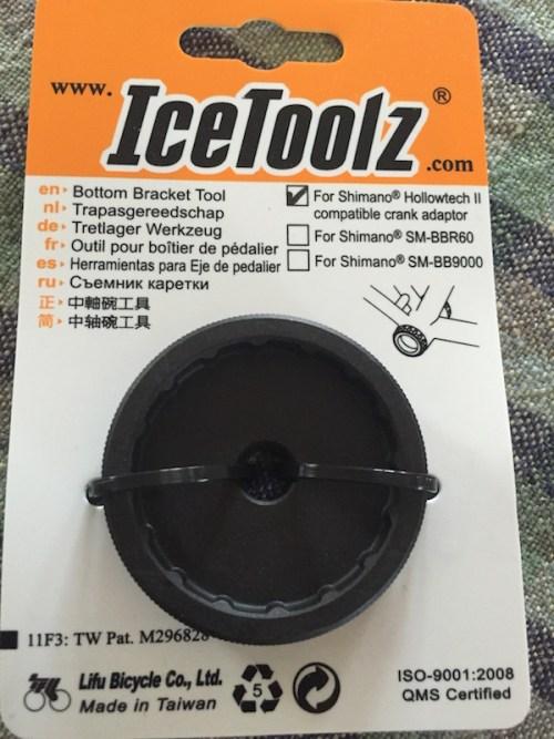 IceToolz BB tool