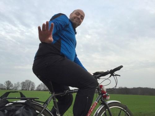 Jochen says no to e motor