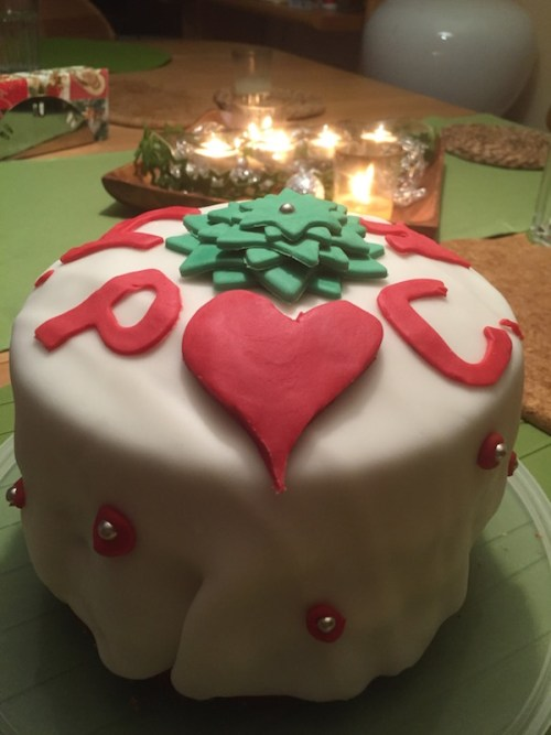 Surprise cake 2