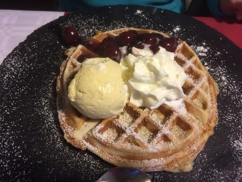 Brueggener Muehle Waffle