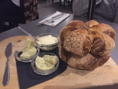 Torpedo Lounge Bread