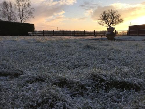 Morning in Witnesham 3