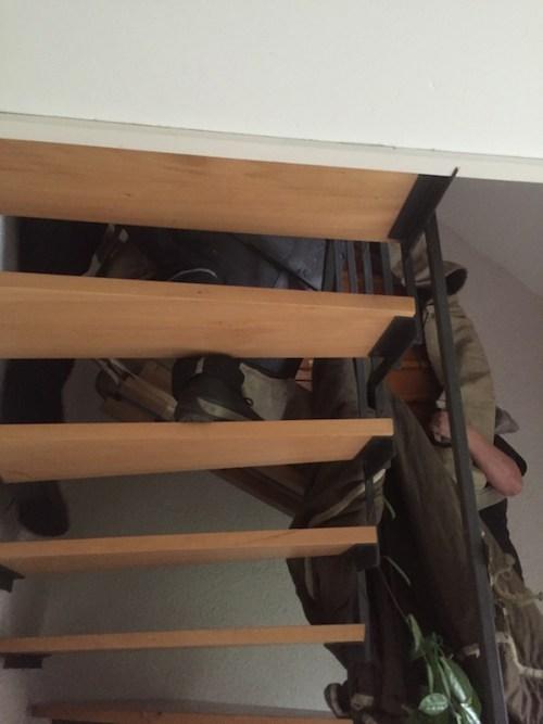 Heading upstairs 2