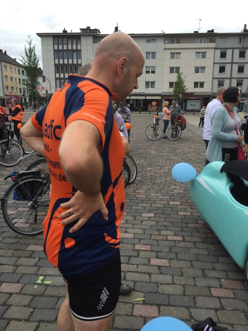 Jochen fixated by Celeste 3