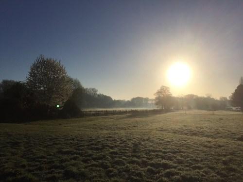 Misty Sunrise 1