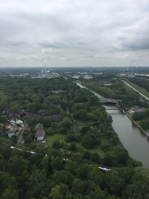 View from Gasometer 2