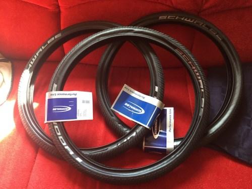 Shredda tyres