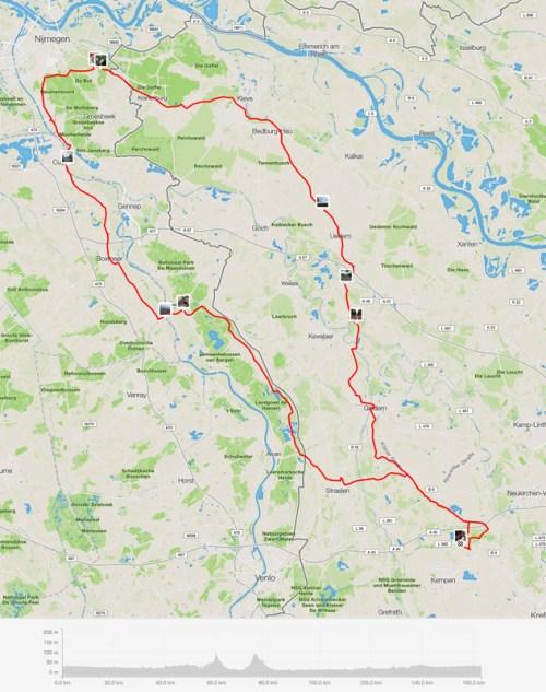 Nijmegen Track