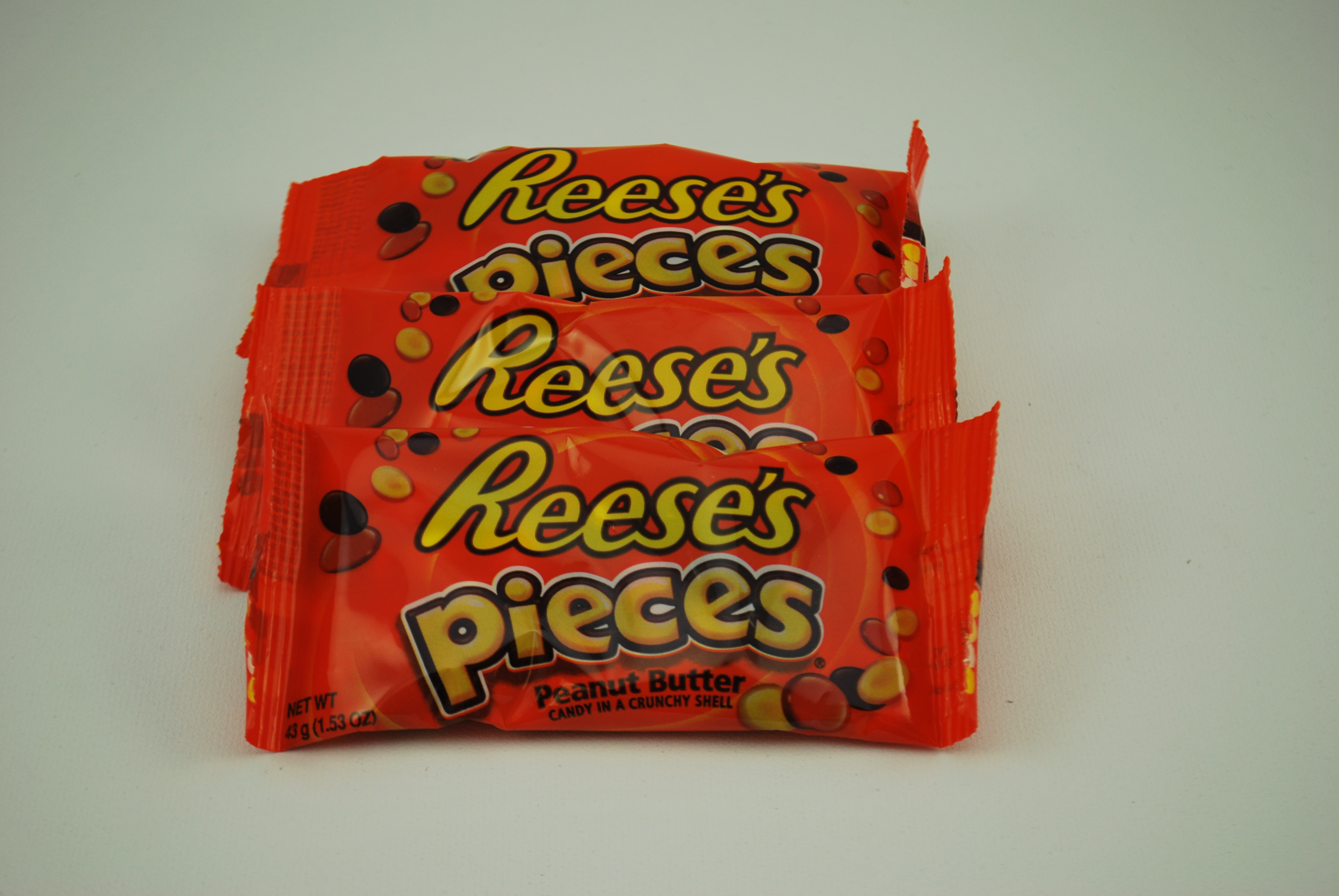 Reeses Pieces 43g Aunty Nellies Sweet Shop