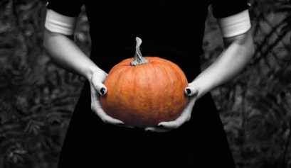 Halloween Au Pair