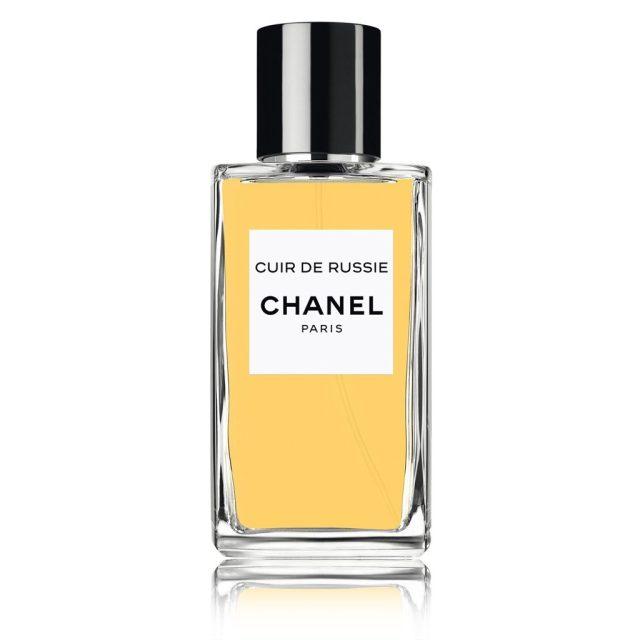 Parfum Chanel - Cuir de Russie - Auparfum
