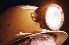 Casque Lampe du mineur