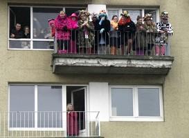 Faire Chapelle au carnaval de Dunkerque