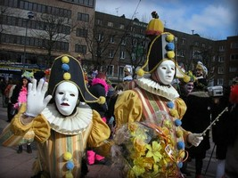 L'intrigue au carnaval de Dunkerque