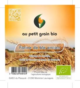 Farine de blé ancien - copie