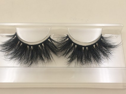 Eyelash Vendors Wholesale Mink Eyelash Vendors 25mm Mink