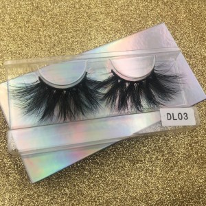 25mm mink lashes DL03
