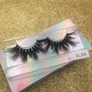 25mm mink lashes DL04