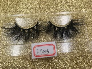 25mm lashes Dy003