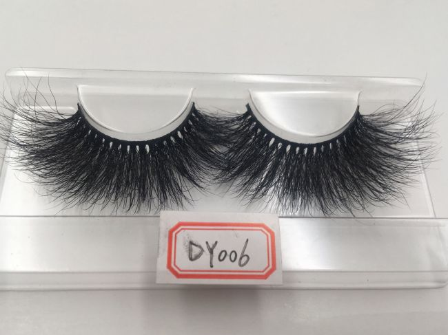 25mm lashes Dy006