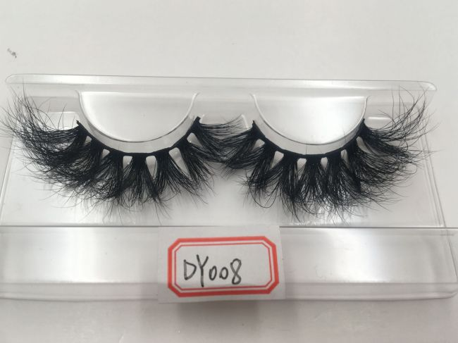 25mm lashes Dy008