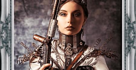 Le style steampunk - inspiration des création Aura Noire