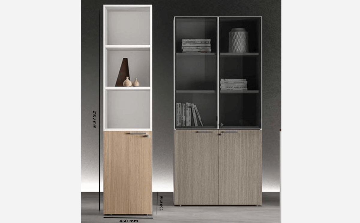 Rome – Woodside Storage Unit with Low Door
